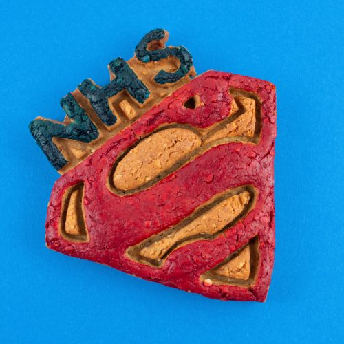 Pawfect Delights NHS superhero dog biscuits